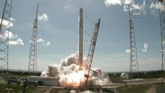 VIDEO: SpaceX Explosion Could Put ISS Mission at Risk