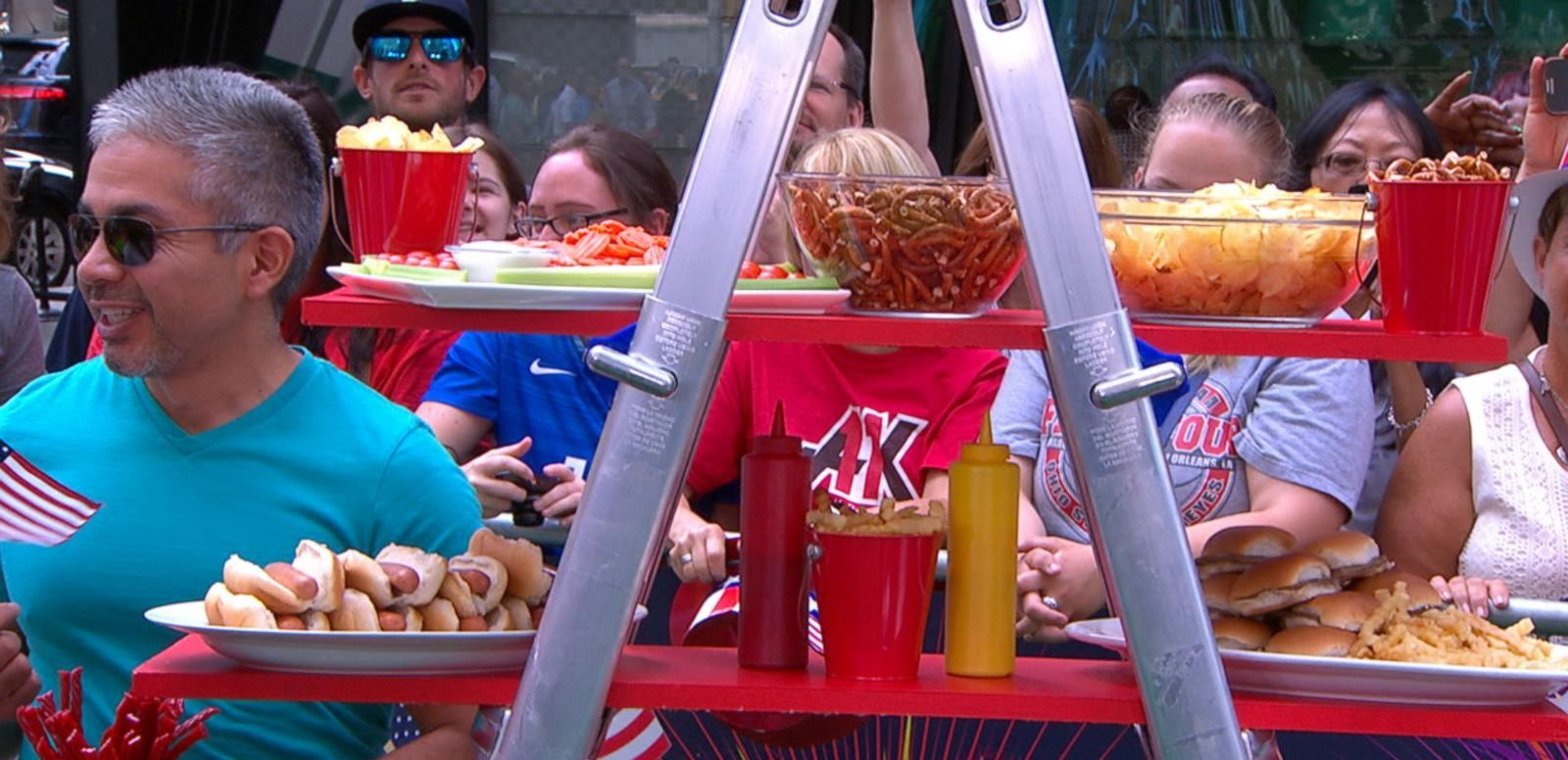 VIDEO: DIY Projects to Upgrade Your Summer Backyard Bash