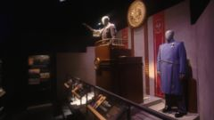 VIDEO: Hunger Games Exhibit in New York Provides Glimpse Into Katniss World