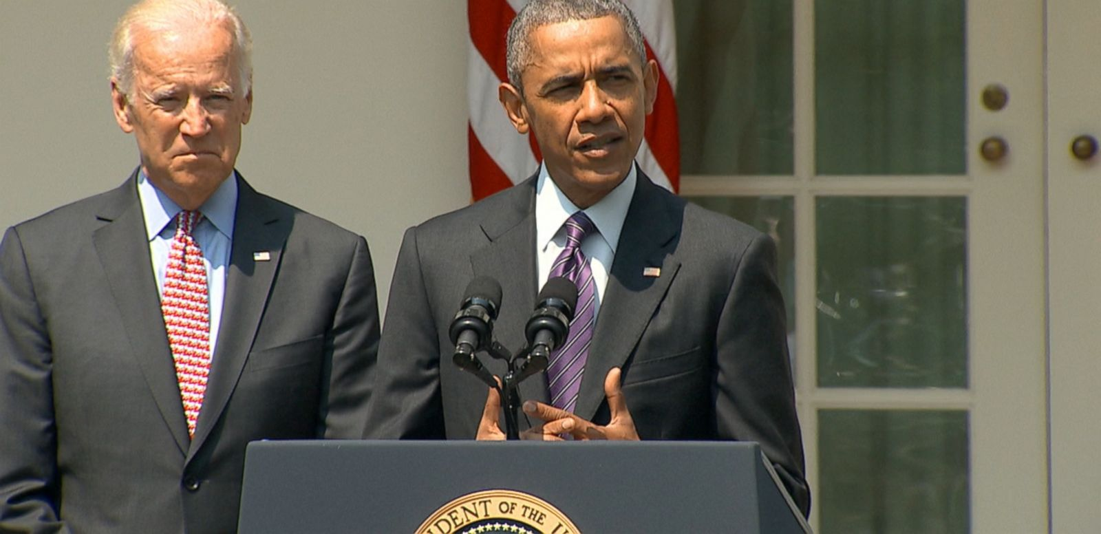 VIDEO: President Obama announces the formal reestablishment of diplomatic relations between the two countries for the first time in more than 50 years.