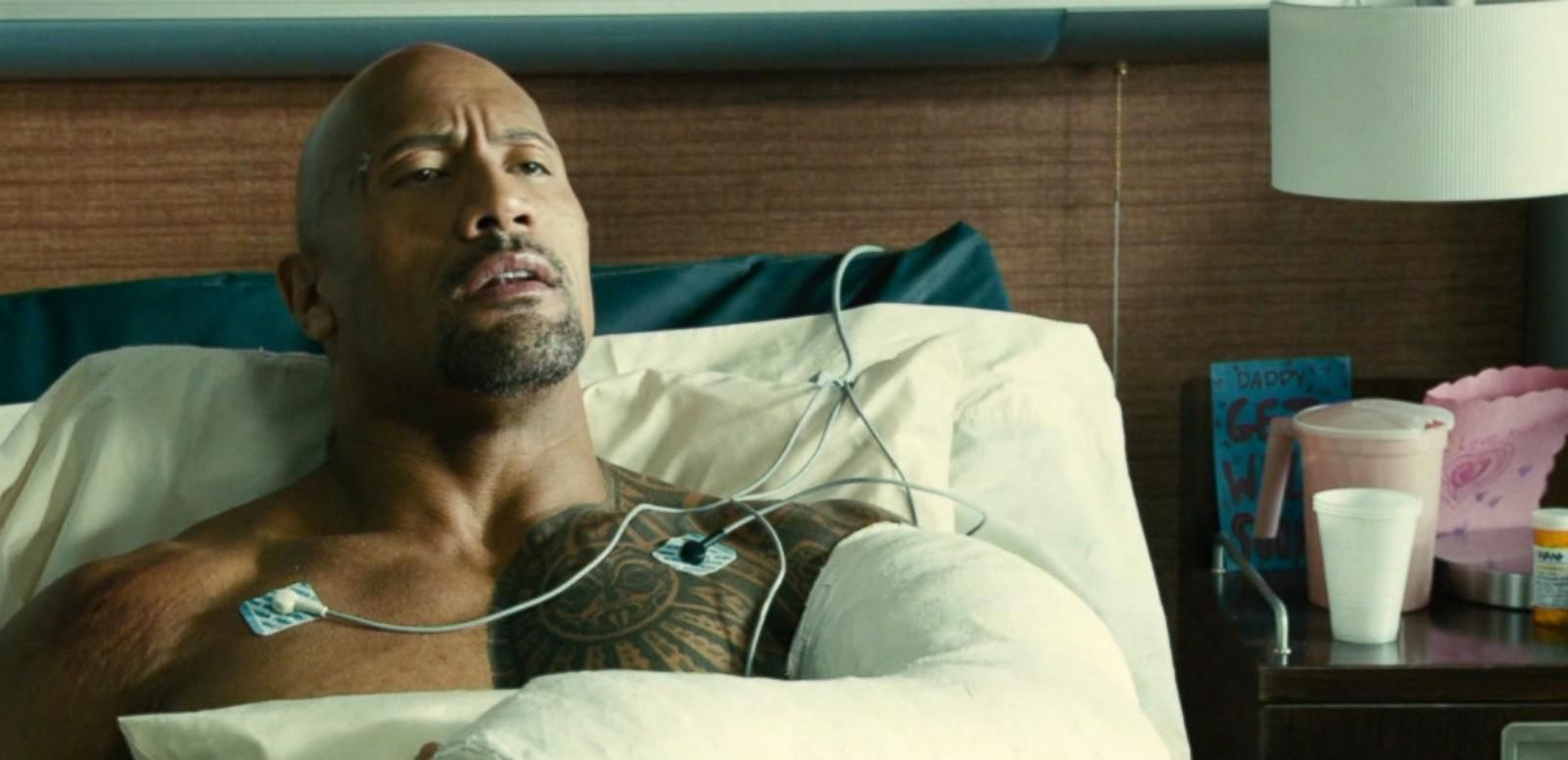 VIDEO: Dwayne 'The Rock' Johnson Goes Behind the Scenes of His New Comedy