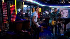 VIDEO: Needtobreathe Performs Live in Times Square