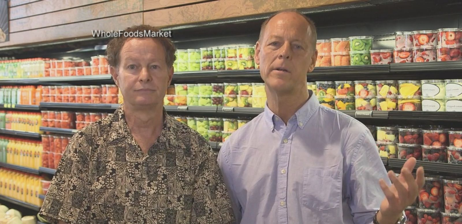 VIDEO: Whole Foods CEOs Apologize for Overcharging
