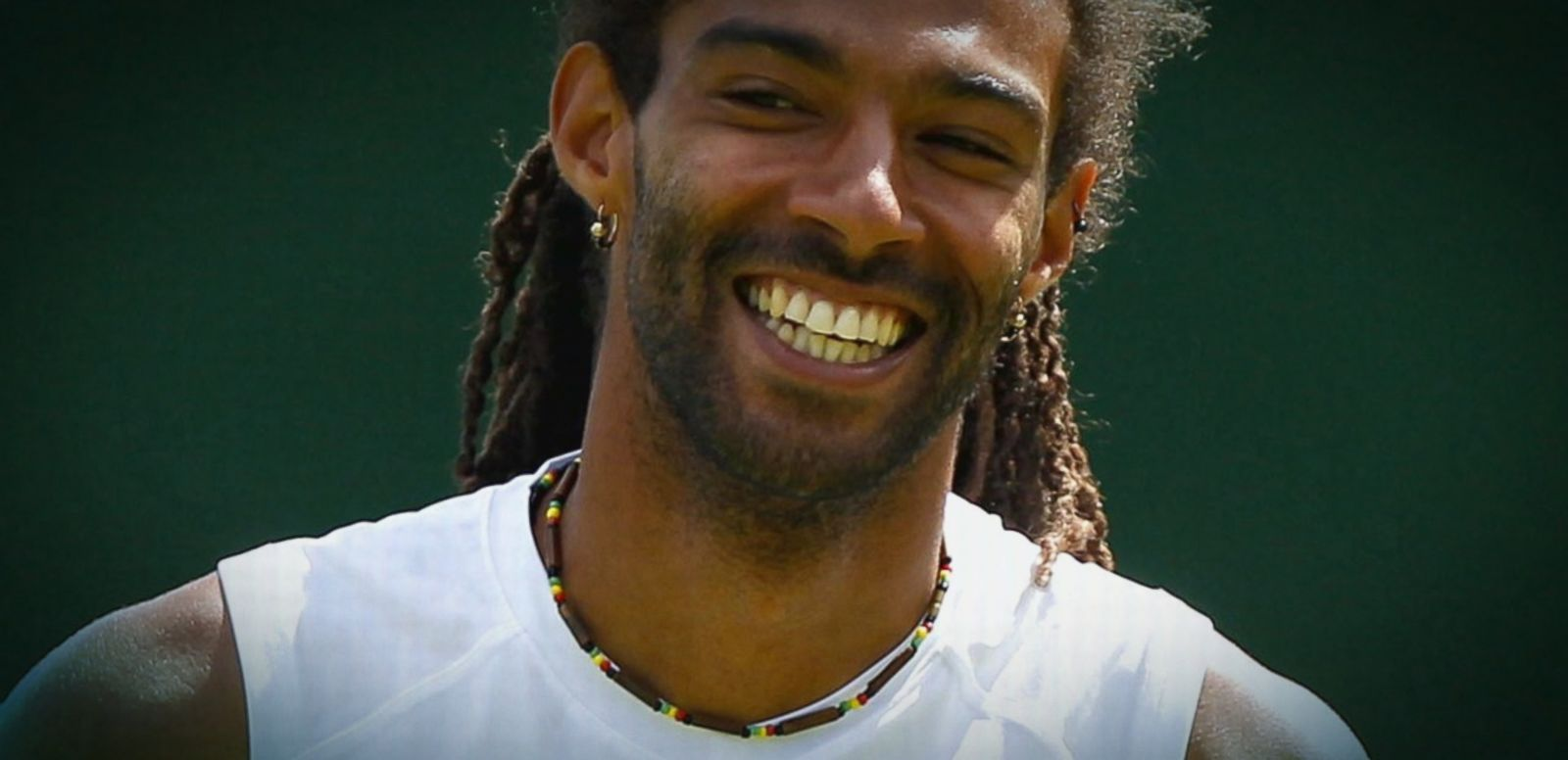VIDEO: Dustin Brown Becomes Wimbledon's Breakout Star