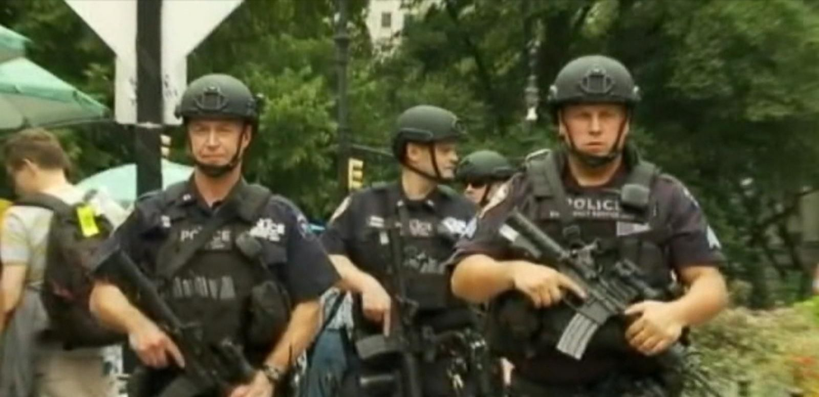 VIDEO: US Authorities Raise Security During 4th of July Weekend