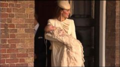 VIDEO: GMA 07/05/15: Baby Charlotte Elizabeth Dianes Christening
