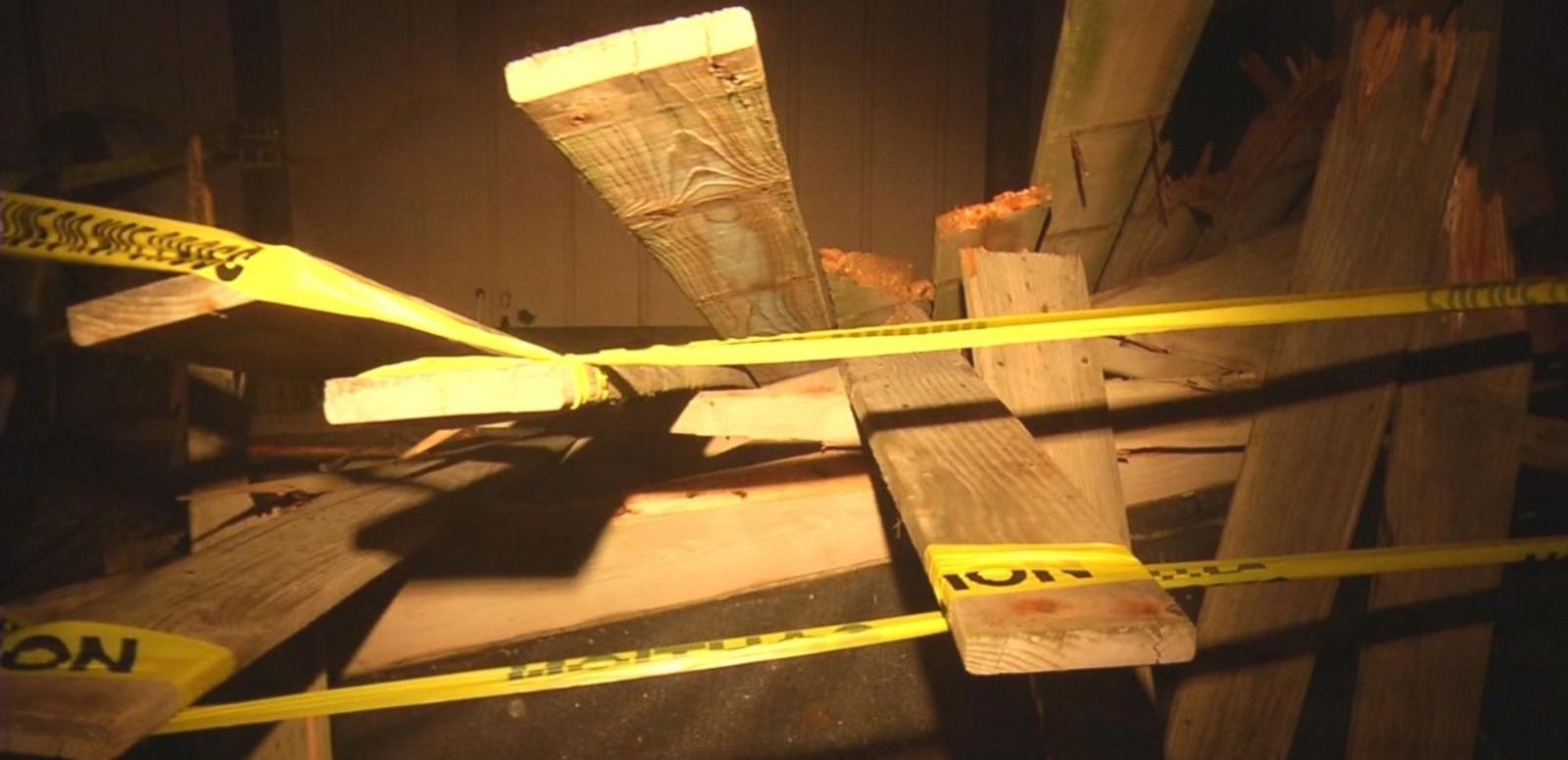 VIDEO: Several People Injured in North Carolina Deck Collapse