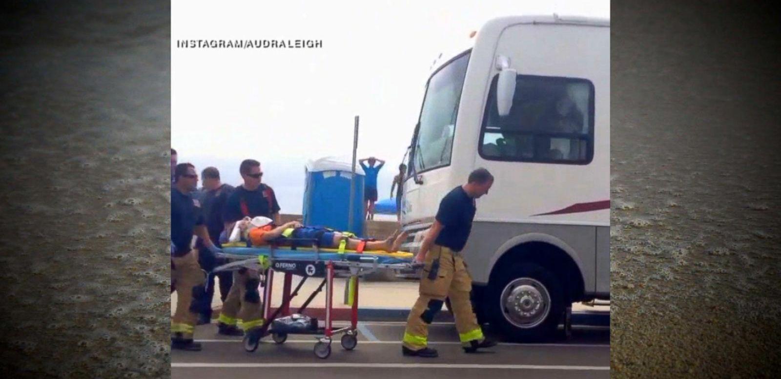VIDEO: Video Captures Single Engine Plane's Crash in California