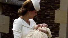 VIDEO: Inside Princess Charlottes Royal Christening