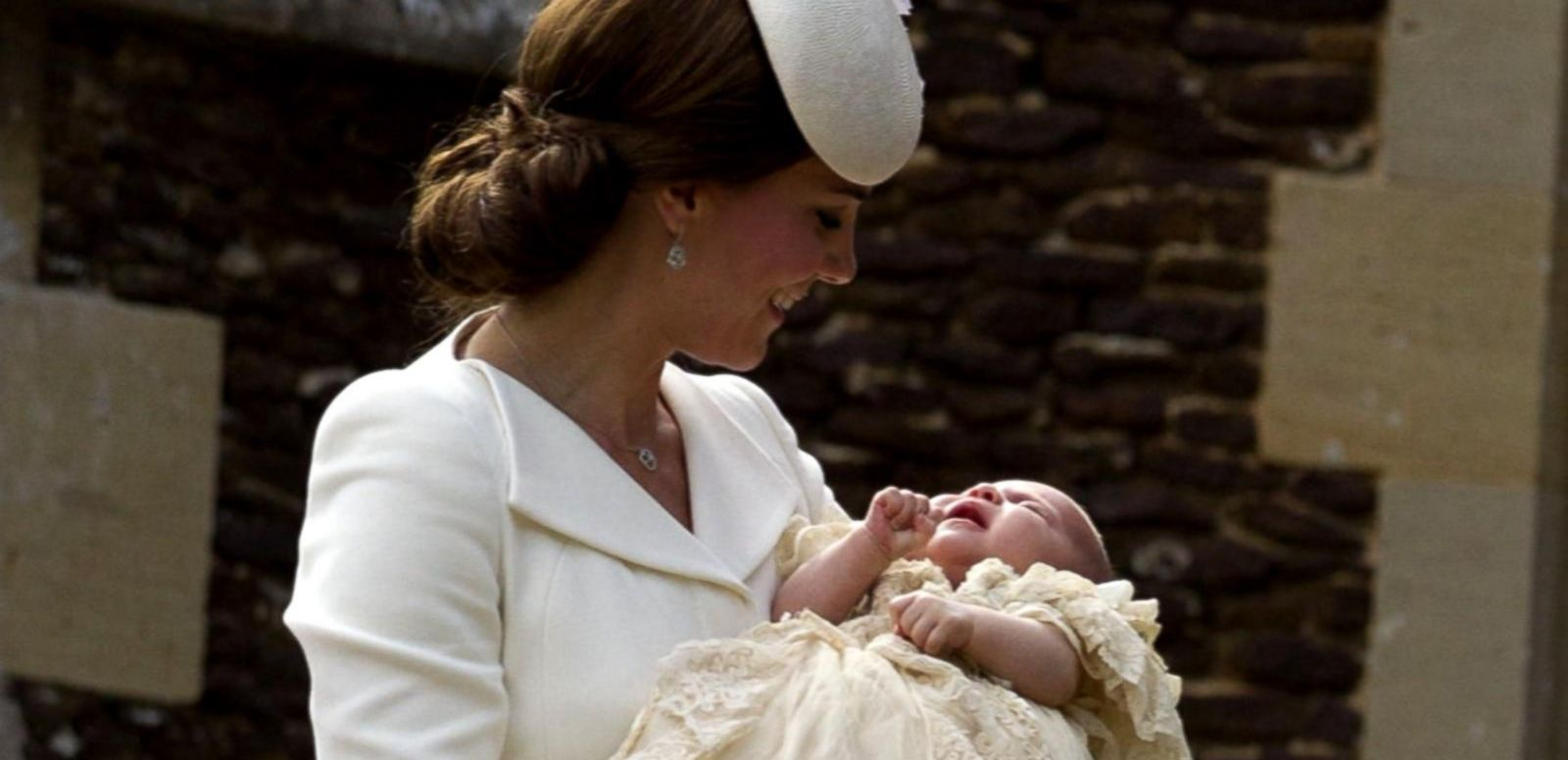 VIDEO: Inside Princess Charlotte's Royal Christening