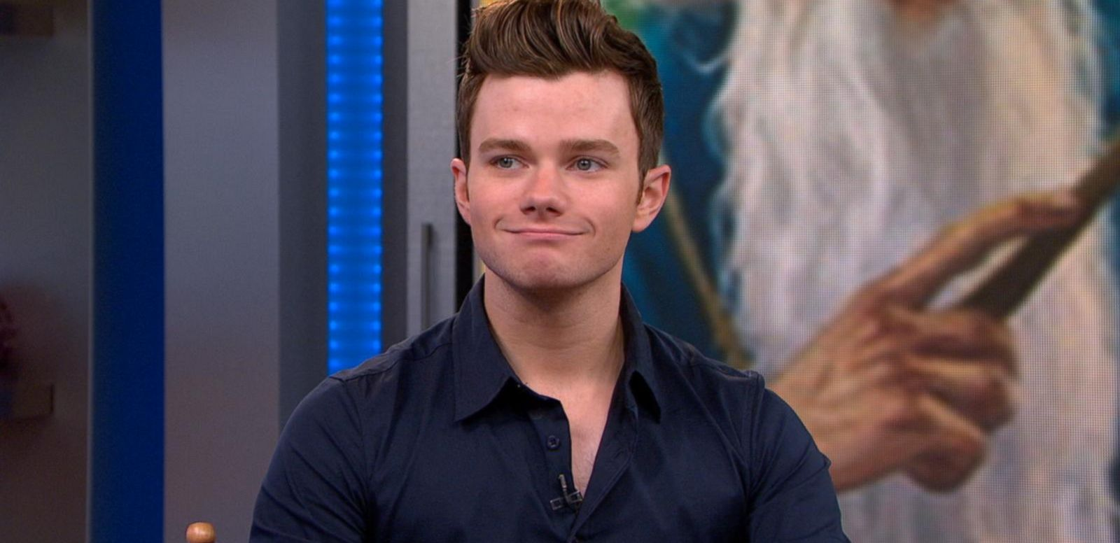 VIDEO: Chris Colfer Describes His Latest Fantasy Novel From the 'Land of Stories' Series