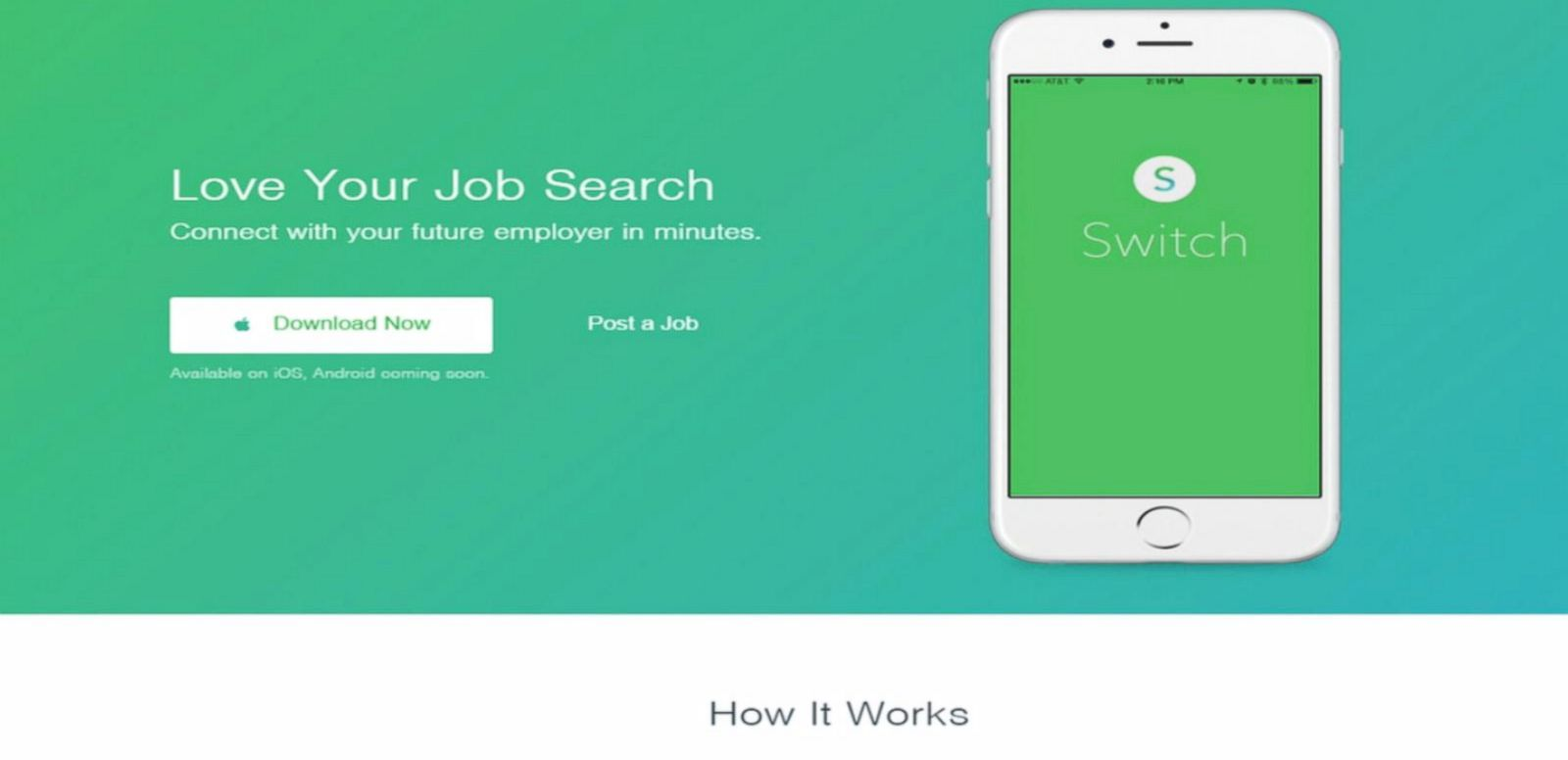 VIDEO: Swipe Right for Employment? New App Is Tinder for Job Seekers