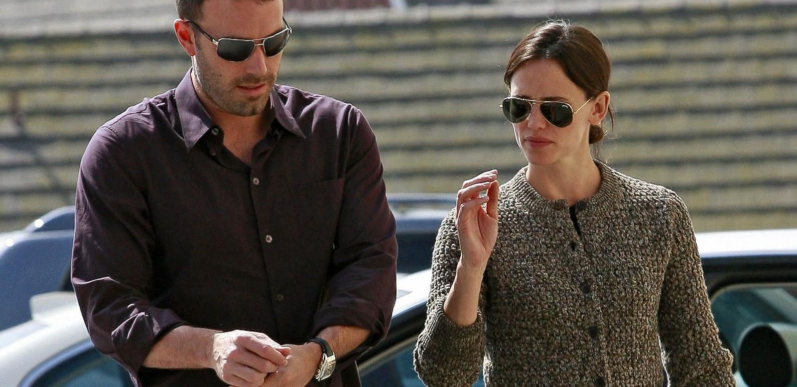 VIDEO: Ben Affleck, Jennifer Garner Lead Trend of Co-Habitating While Divorced