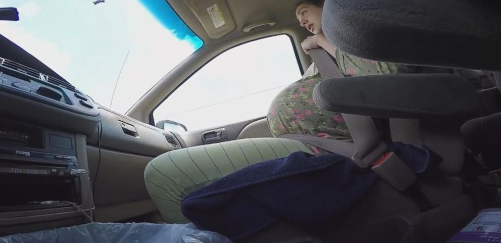 VIDEO: Video Shows Dramatic Front-Seat Child Birth