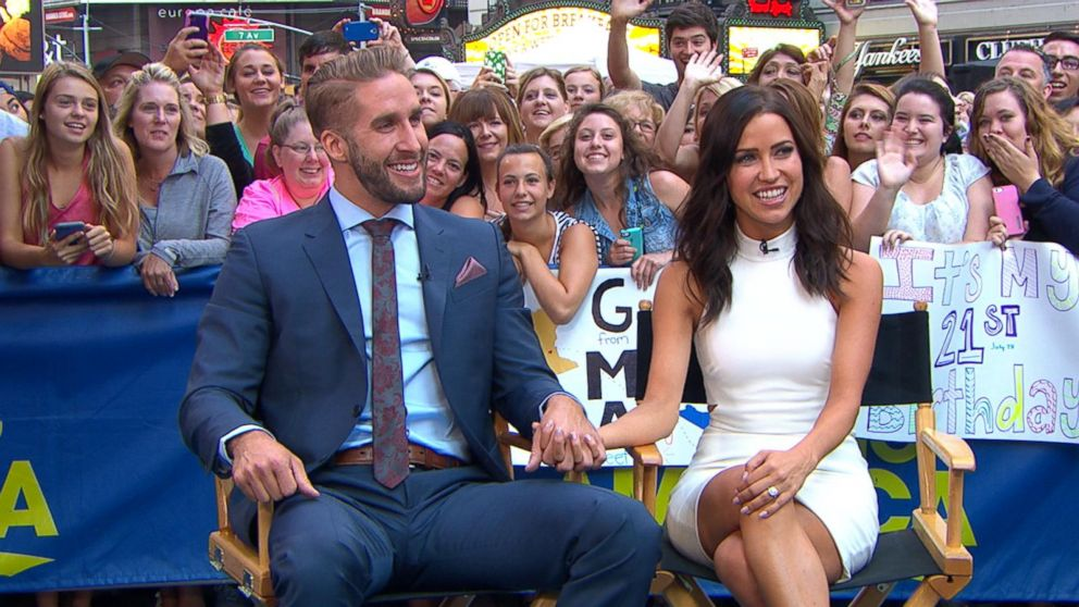 Bachelorette Kaitlyn Bristowe Fiance Shawn Talk Wedding Plans Video