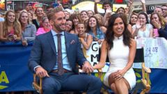 VIDEO: Bachelorette Kaitlyn Bristowe, Fiancé Shawn Talk Wedding Plans