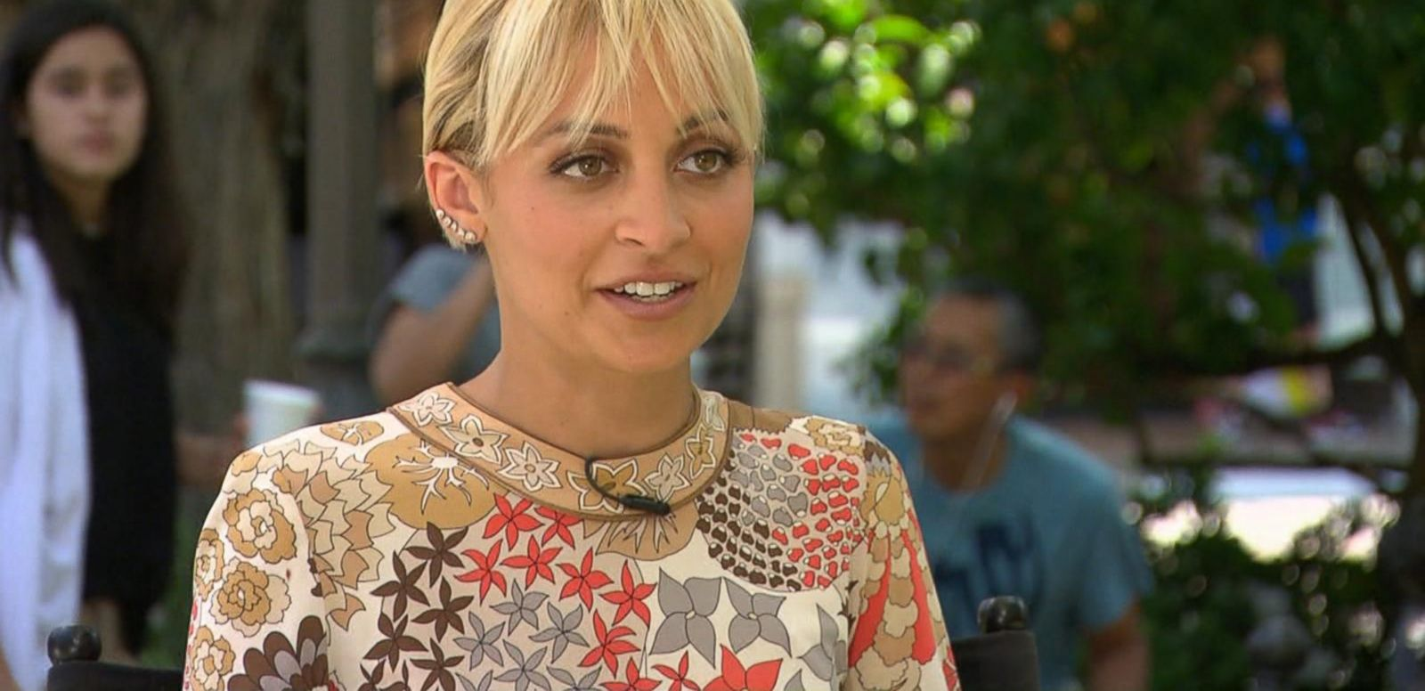 VIDEO: Nicole Richie Gets Candid, Gives Love and Fashion Advice