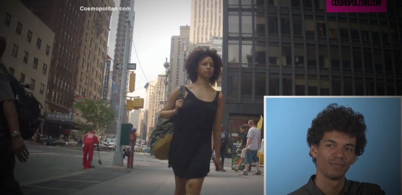 VIDEO: New Catcalling Video Reveals What It's Like to Be a Woman