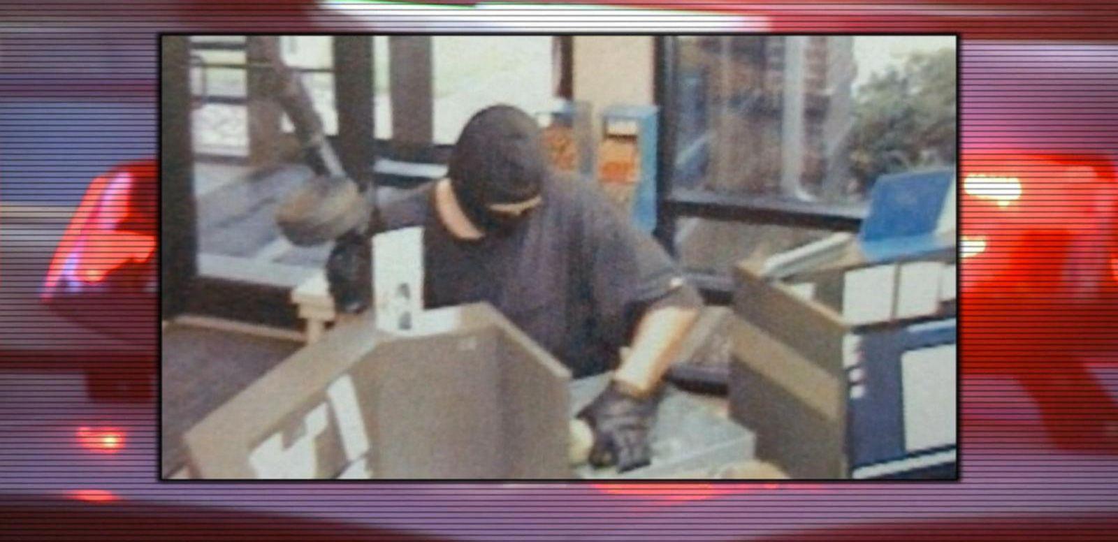 VIDEO: The AK-47 Bandit Strikes Again