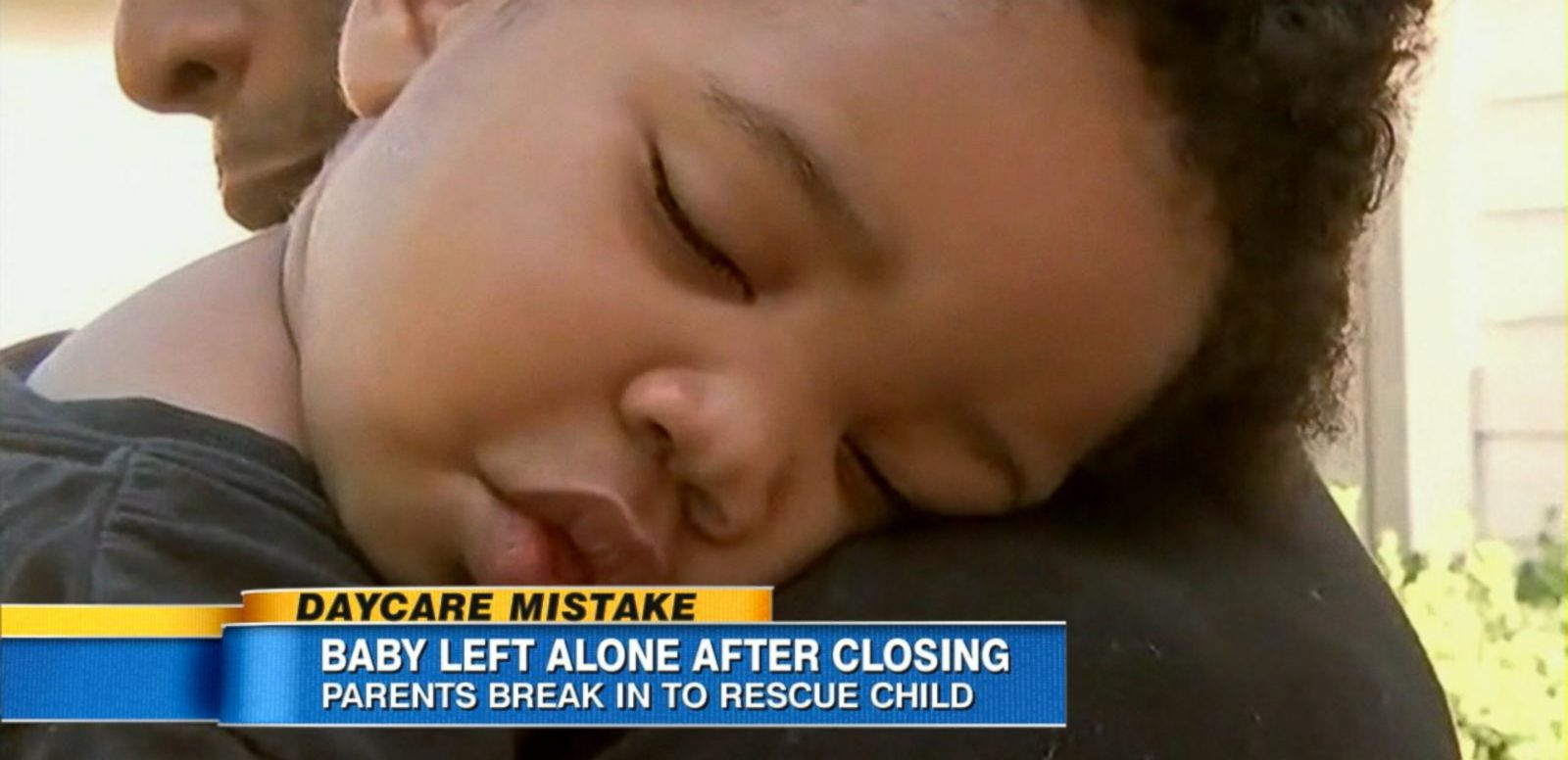 VIDEO: Daycare Center Apologizes for Mishap