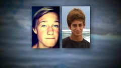 VIDEO: The search for Austin Stephanos and Perry Cohen, both 14, will be suspended at sunset tonight, Capt. Mark Fedor, of the Coast Guards 7th District in Miami, said at a news conference today.