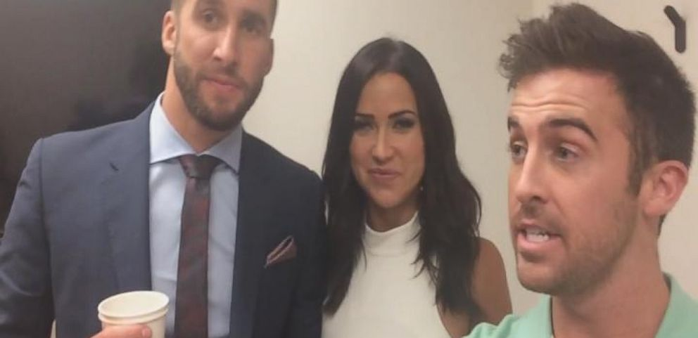 VIDEO: Up Close and Personal at 'GMA' With 'The Bachelorette'