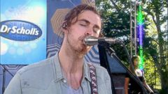 VIDEO: GMAs Summer Concert Series Featuring Hozier