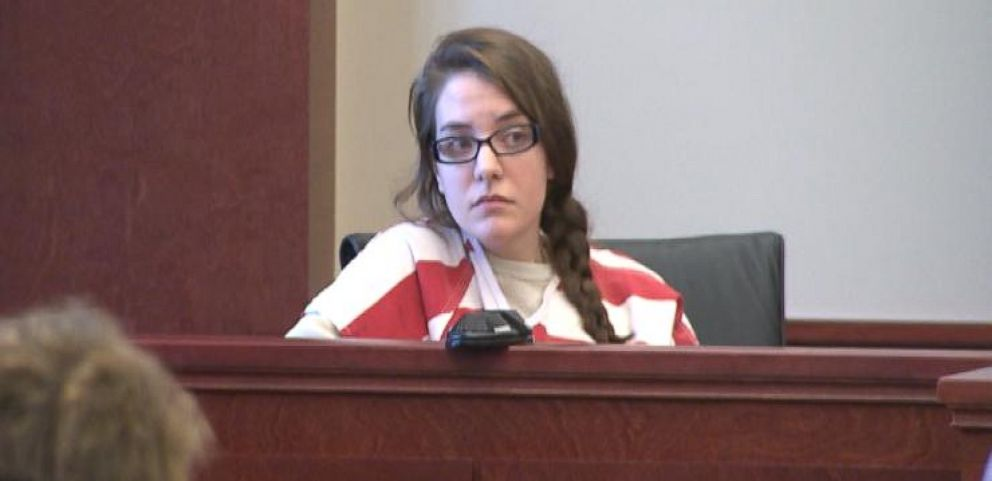 VIDEO: Shayna Hubers Says She was the Victim of Domestic Violence