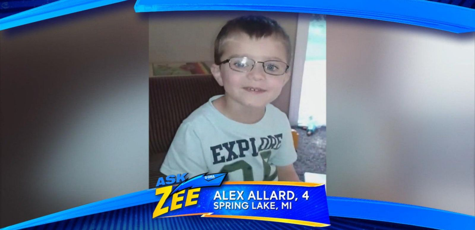 VIDEO: Alex Allard from Spring Lake, Michigan, wants to know where the sound of thunder comes from.