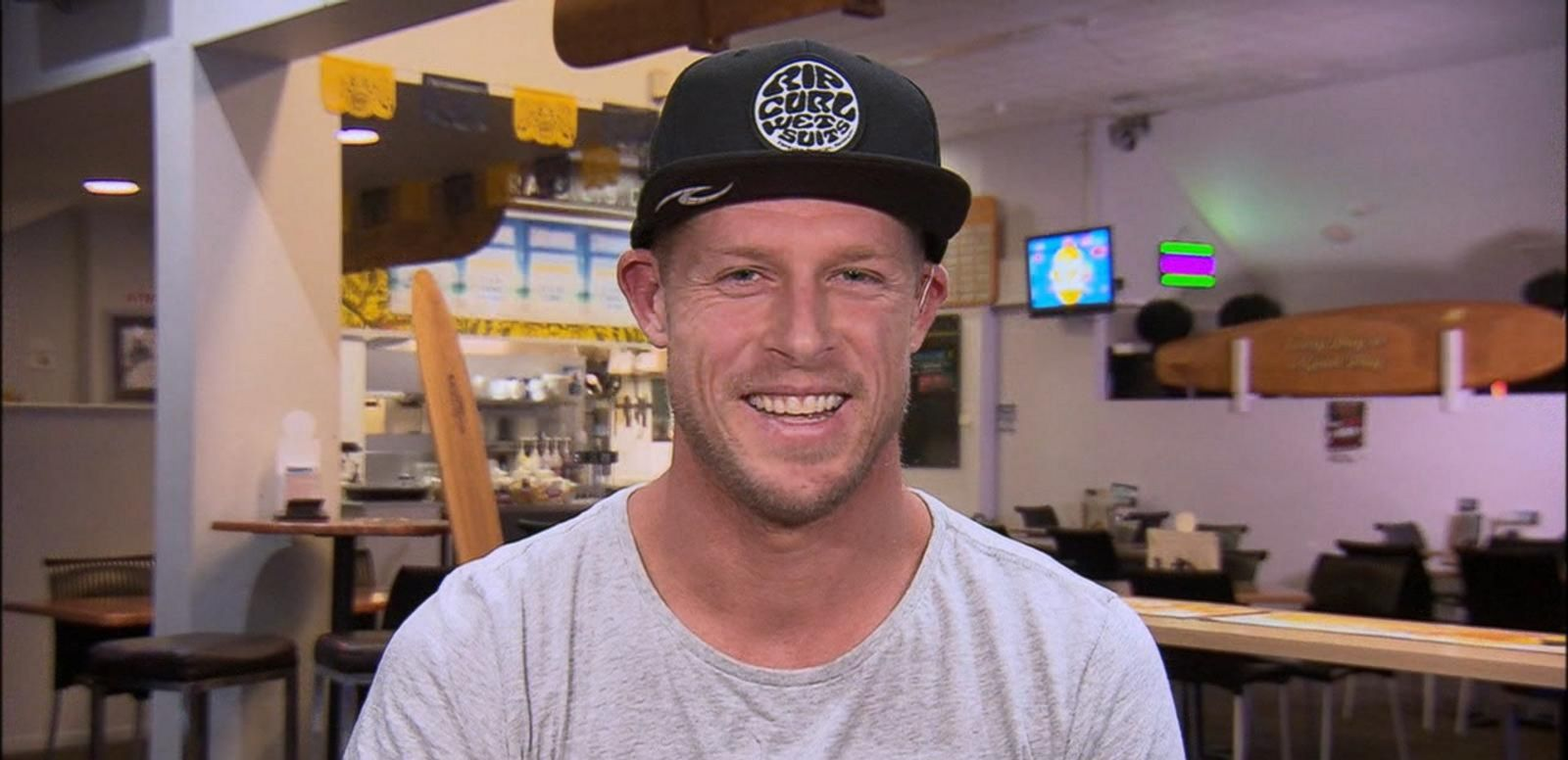 VIDEO: Mick Fanning Recounts Terrifying Shark Attack