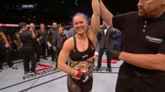 UFC Champ Ronda Rousey Goes Face-to-Face With Online Critics