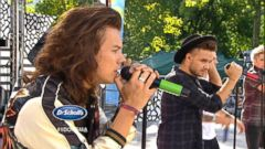 VIDEO: One Direction Sings Steal My Girl Live