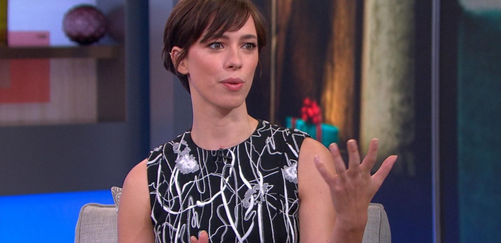 VIDEO: Rebecca Hall Discusses the Thrills Behind New Film 'The Gift'