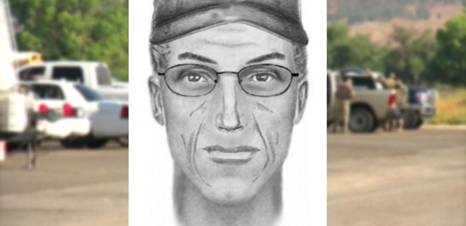 VIDEO: California Officials Hunt for Suspected Murderer, Kidnapper