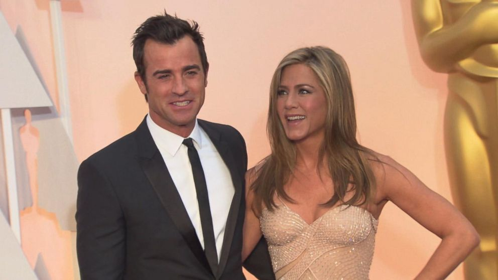 New Jennifer Aniston And Justin Theroux Wedding Details