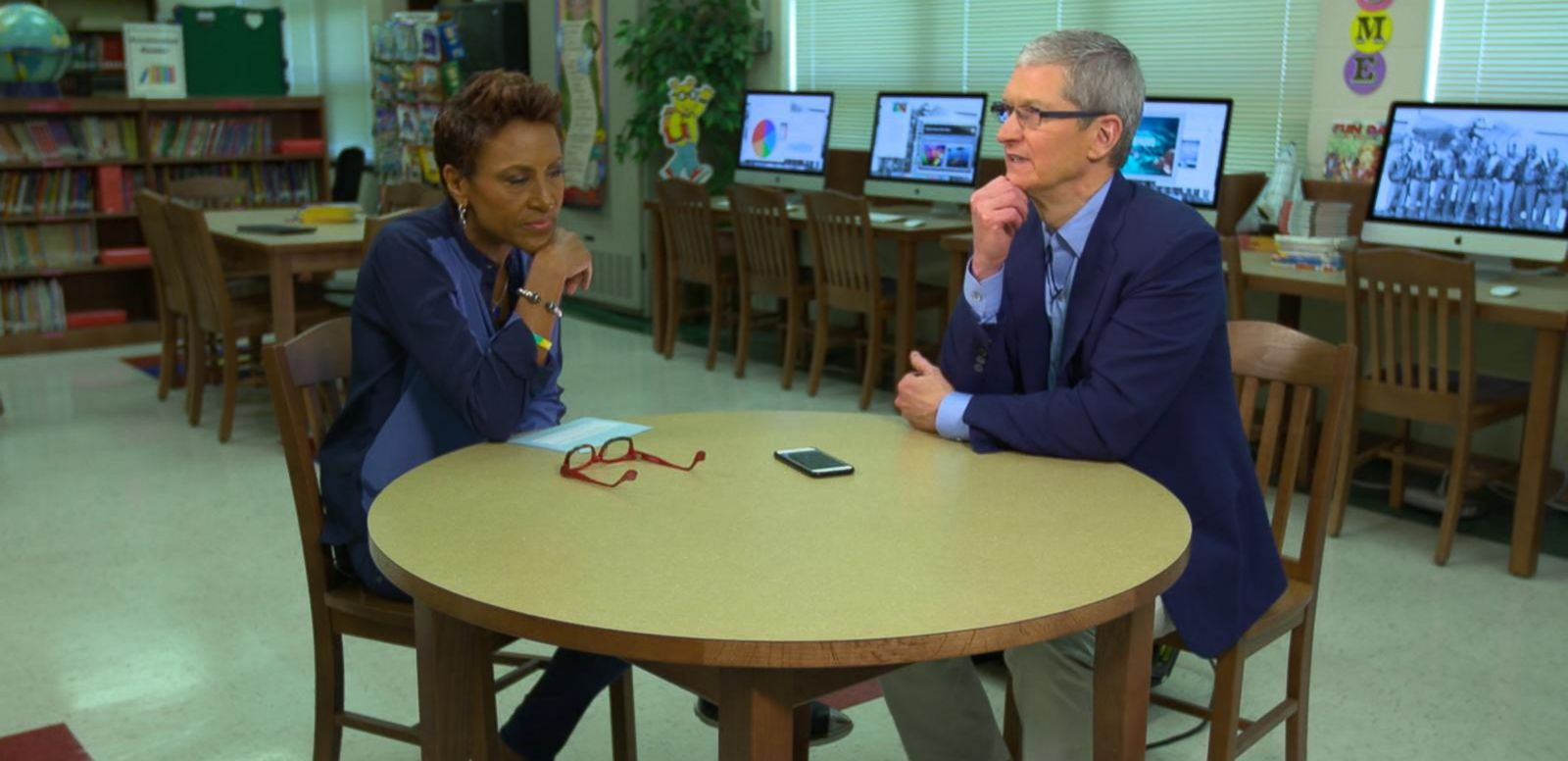 VIDEO: Apple's Tim Cook Shares His Playlist