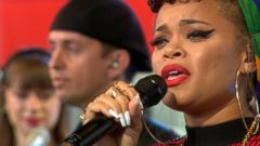 VIDEO: Andra Day Performs Live on GMA