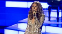 VIDEO: Celine Dions Emotional Return to the Las Vegas Stage