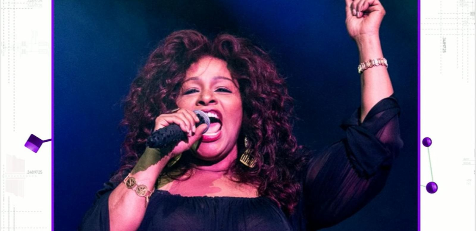 VIDEO: Superstar Chaka Khan Joins 'Dancing With the Stars' Season 21