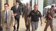 VIDEO: Owen Labrie Faces Prison Time After Verdict in Prep School Trial