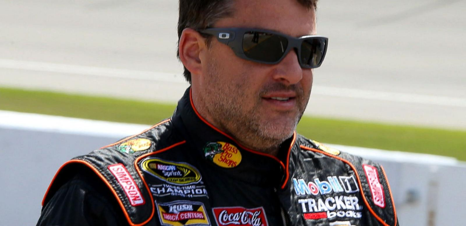 VIDEO: Tony Stewart Responds to Kevin Ward Jr.'s Family's Civil Suit
