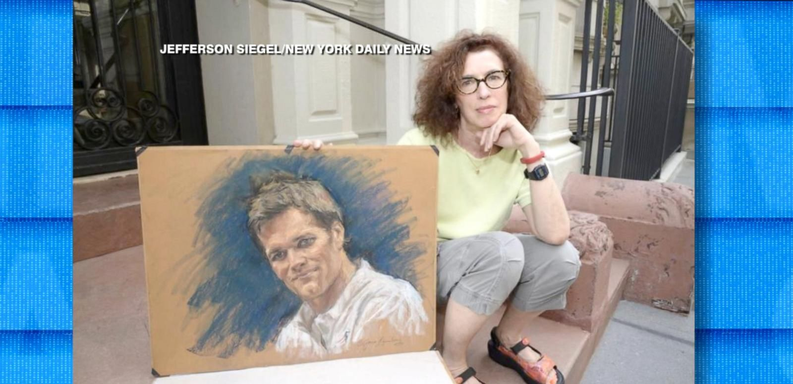 VIDEO: Courtroom Sketch Artist Re-Sketches Tom Brady