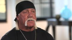 VIDEO: Hulk Hogan Discusses WWE Firing and Addresses Racist Comments Video