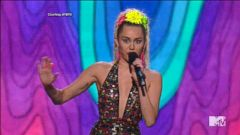 VIDEO: Miley Cyrus Big Night as Host of the VMA Show