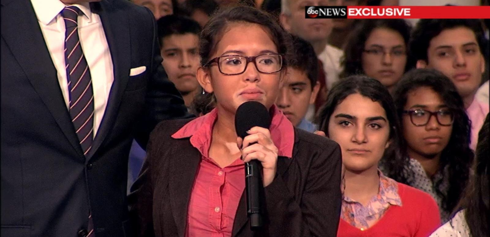 VIDEO: Chicago Teen Sings for the Pope