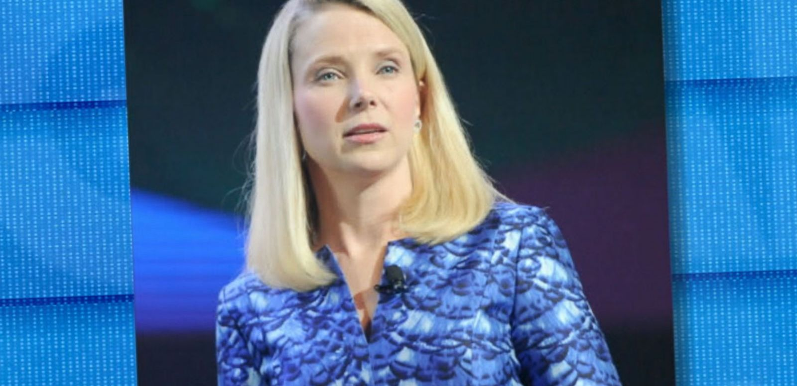 VIDEO: Yahoo CEO Marissa Mayer Is Expecting Identical Twin Girls