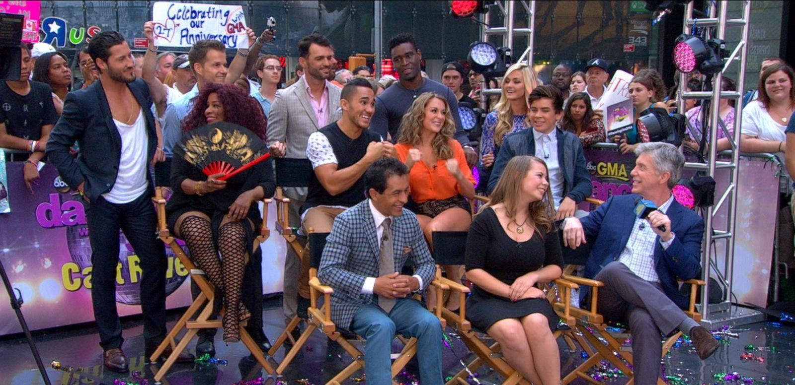 VIDEO: Meet the 'Dancing With the Stars' Season 21 Celebrity Contestants