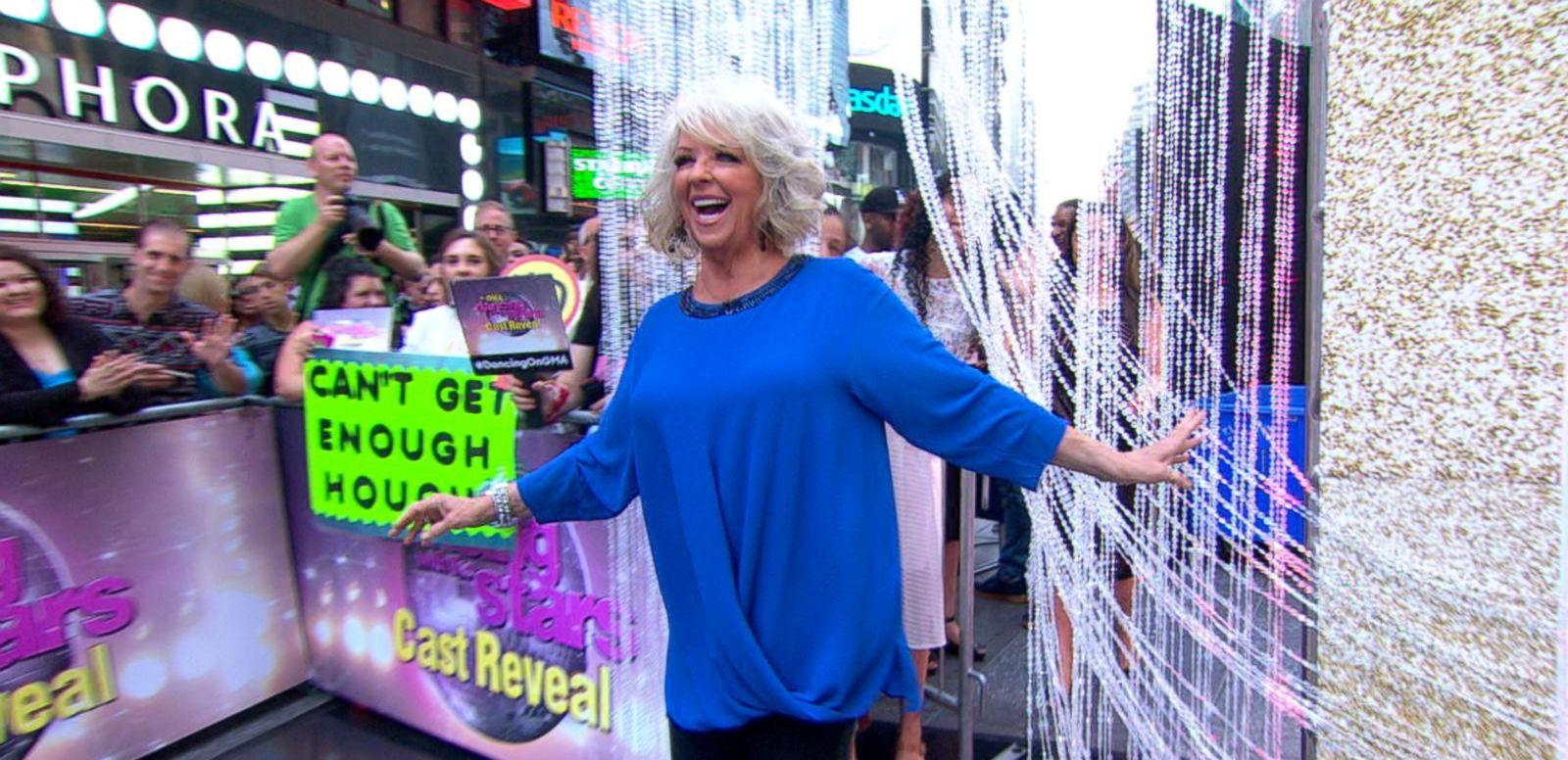 VIDEO: Paula Deen, Tamar Braxton Join 'Dancing' Season 21 Celebrity Cast