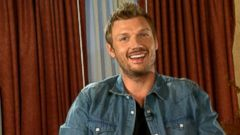 VIDEO: Nick Carter Sends Special Greeting for Dancing Cast