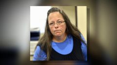 VIDEO: Kentucky Clerk Denies Same-Sex Couples Marriage Licenses